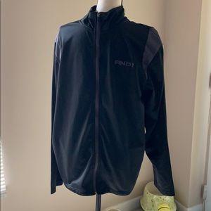 AND1 black jacket